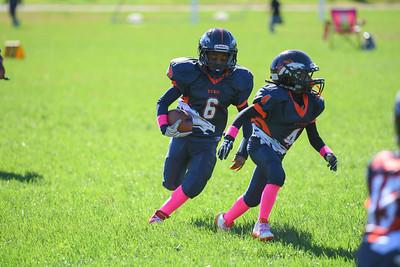 (10U) Broncos vs MPG Panthers -18