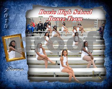 Bowie HS Dance Team Poster_Sienna