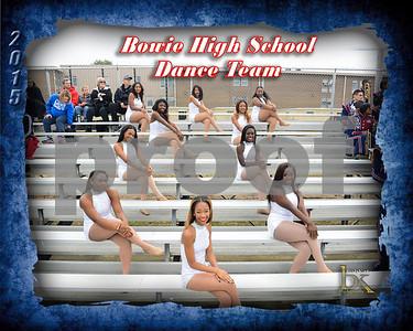Bowie HS Dance Team Poster_1
