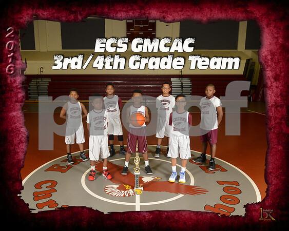ECS GMCAC 3rd-4th Grade Team