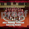 ECS Middle School Soccer Team