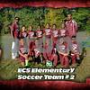 2014 Elem Soccer team 2