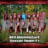 2014 Elem Soccer team 1