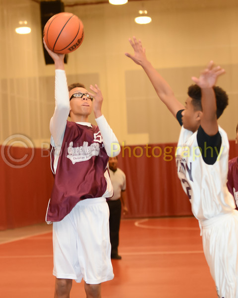 Middle school vs Woodstream-875