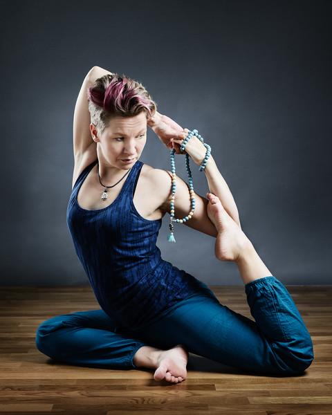 Nomad Power Yoga