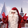 Santa Claus, Arctic Circle