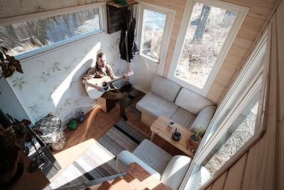 Kotonen, pieni liikuteltava koti