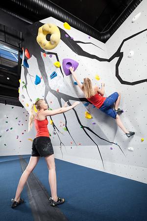 Mainoskuvat Bouldertehtaalle