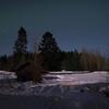 Kälviä winter´s night, Kälviä talviyö, Kelviå vinternatt