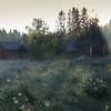 Summer morning Marinkainen - Sommarmorgon Marinkainen - Kesäaamu Marinkainen