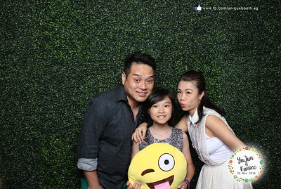 YuJun + Eunice Photobooth Album