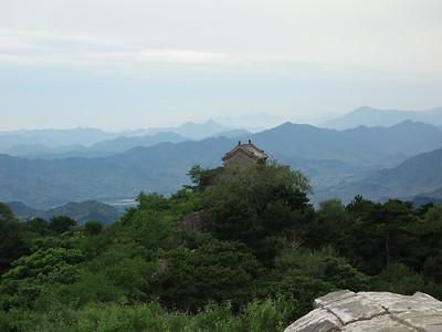 Yuanlianguan to Mutianyu Great wall