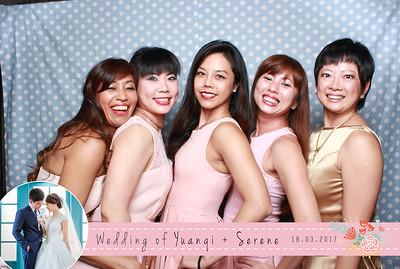 Yuanqi + Serene Photobooth Album