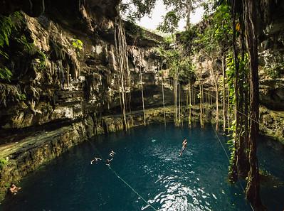 Yucatán Peninsula, México