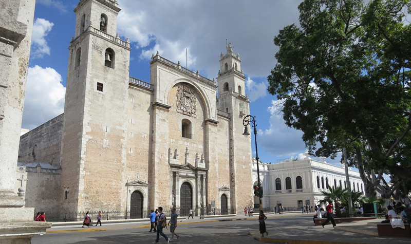 Merida, Known As La Cuidad Blanca
