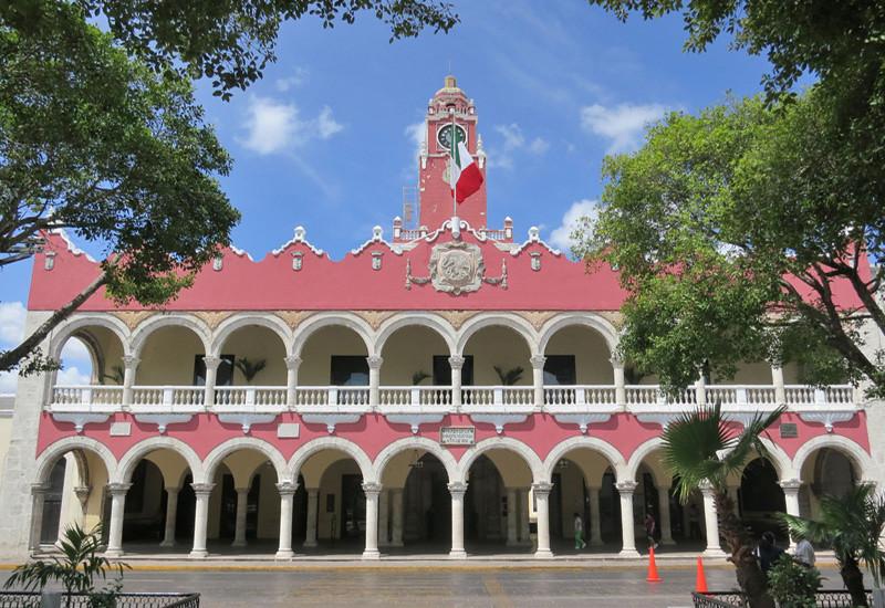 Palacio Municipal, Merida, Yucatan