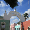 There Are Numerous Barrios With Their Different Style Gates