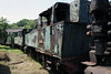 25-32, Banovici railway works, Bosnia-Hercegovina, Wed 11 June 2014.  0-6-0T built in Prague by CKD (2532 / 1949).