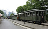 Jugoslav Rlys (JZ) 83-052, Mokra Gora, Serbia, Sun 15 June 2014 - 0901 1.  The charter train had the same loco and coaches as the previous day.