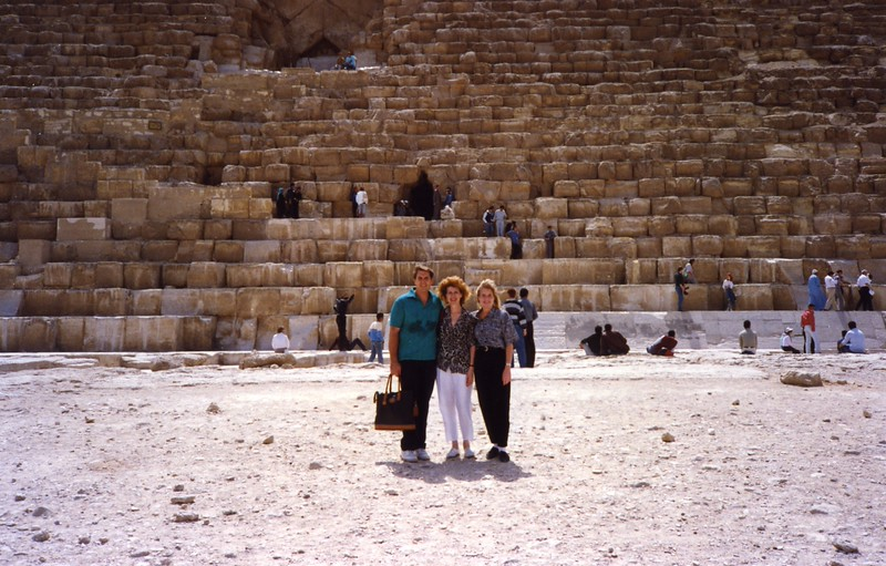 Touring the Holy Land with Lloyd Torgerson