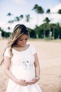 Yuko + Evan (Maternity Photos)