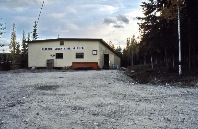 Clinton Creek Curling Club