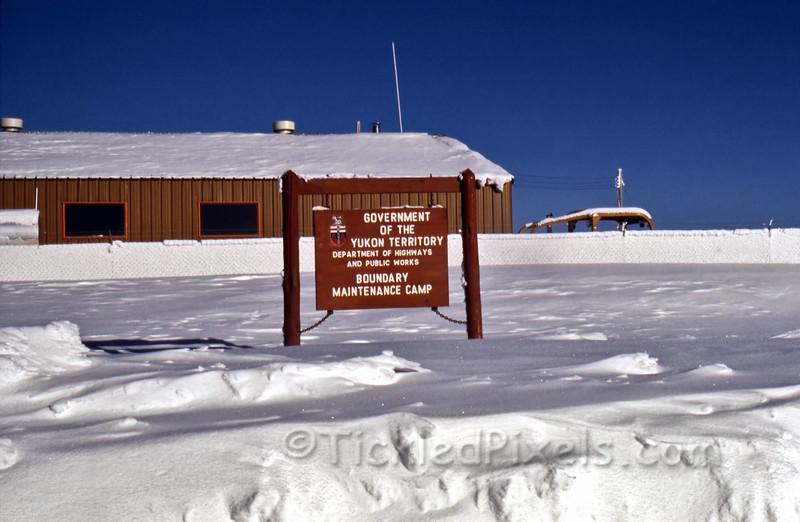 Boundary Maintenance Camp