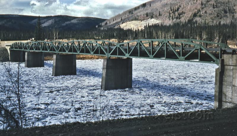 Bridge over Fortymile River