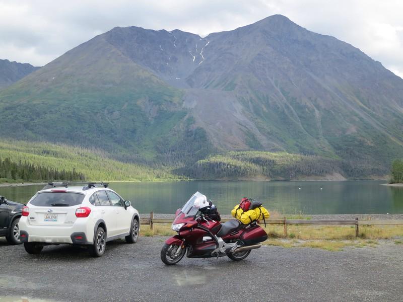 Lake Kathleen, Kluane.