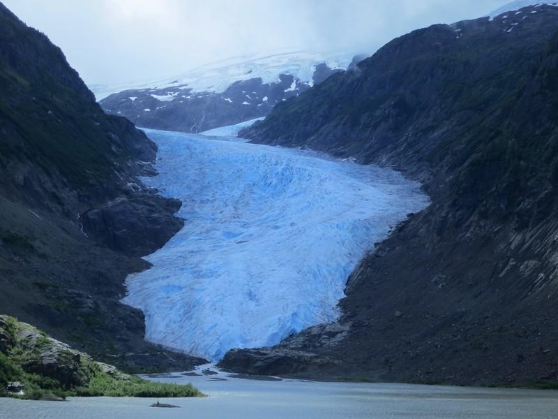 The Bear Glacier