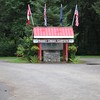 Appropriate name for the campground in Stewart. It was