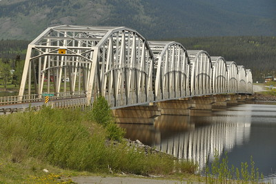 Nisutlin Bay Bridge - Teslin