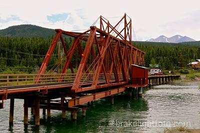 White Pass & Yukon Railway Bridge