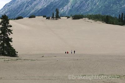 The Carcross Desert