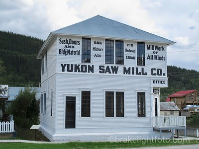 Yukon Saw Mill Co