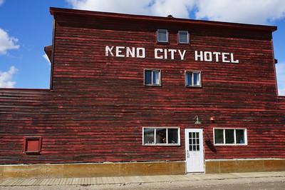 Keno City Hotel