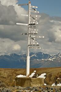Signpost Hill