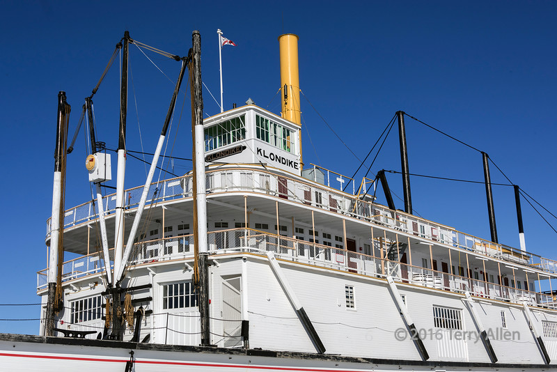 SS Klondike II superstructure