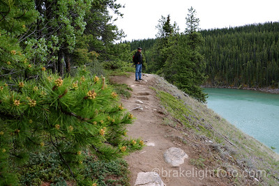 Hiking Miles Canyon Trails