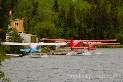 Schwatka Lake Float Plane Base