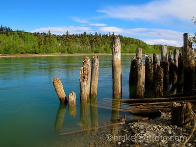 Whitehorse Waterfront - Yukon River