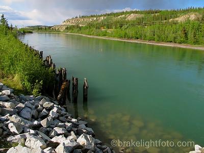 Whitehorse Waterfront -Yukon River
