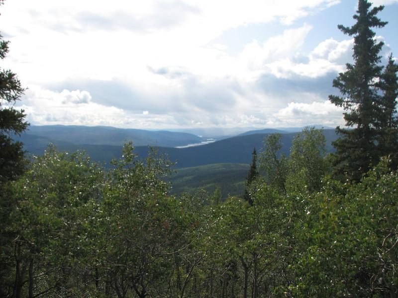 Top of the World Highway, Yukon - Alaska