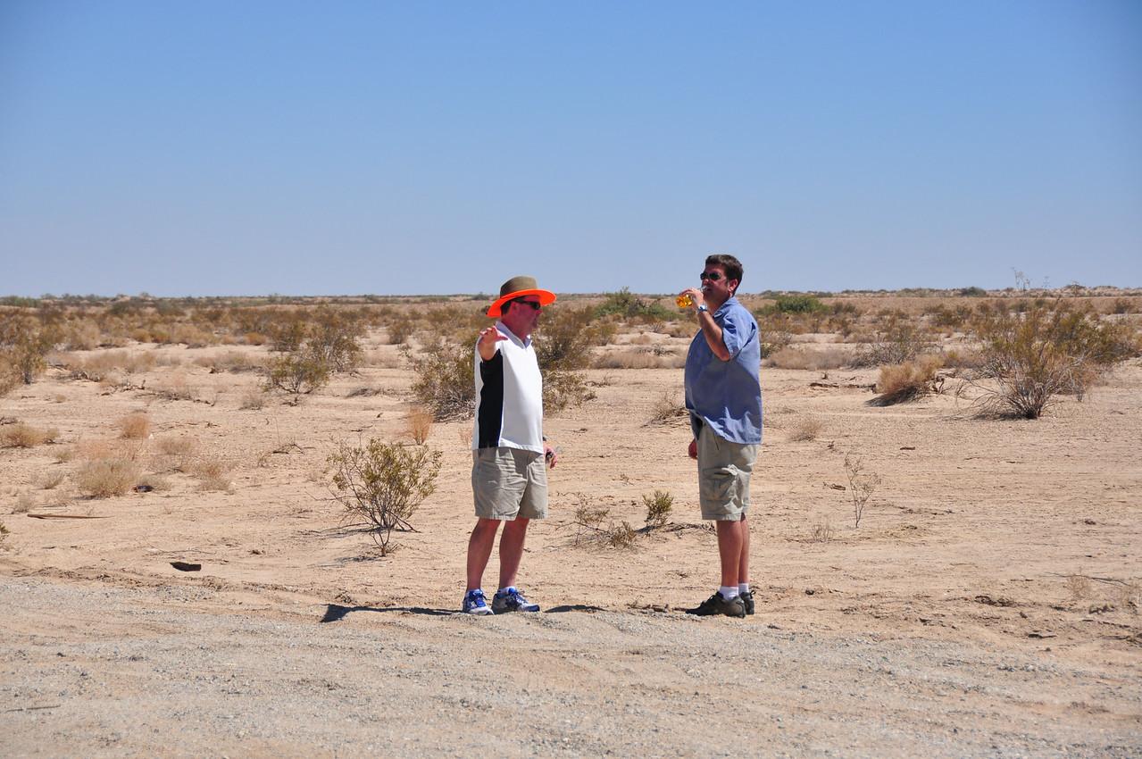 Bryan and Eric discuss triangulation