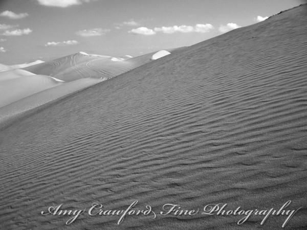 Sand slide