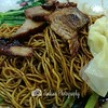 Black sauce concotion is good! KL Wanton Noodle -- Malaysia Boleh @ Jurong Point