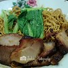 Very nice char siew although the fat to meat ratio could be higher. KL Wanton Noodle -- Malaysia Boleh @ Jurong Point