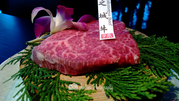 Tenderloin from Miyakazi, supposedly one of the best place in Japan for Wagyu beef -- Magosaburou 燒肉孫三郎 (シンガポール)@Ion Orchard
