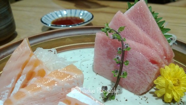 Otoro melts in the mouth too, but I thought it is not as tasty as what I had tried elsewhere. -- Tampopo@Liang Court