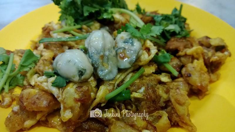 "Fried Oyster Omelette aka Or-lua  -- Geylang Lor 29 @ 396 East Coast Road <a href=""http://goo.gl/SWJDW"">http://goo.gl/SWJDW</a>"